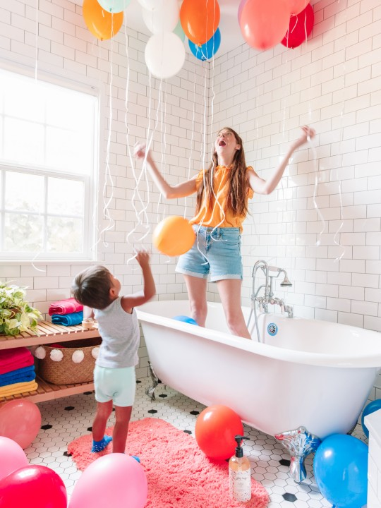 Our Tubby Todd Collab: Making Bath Time A Party!!!