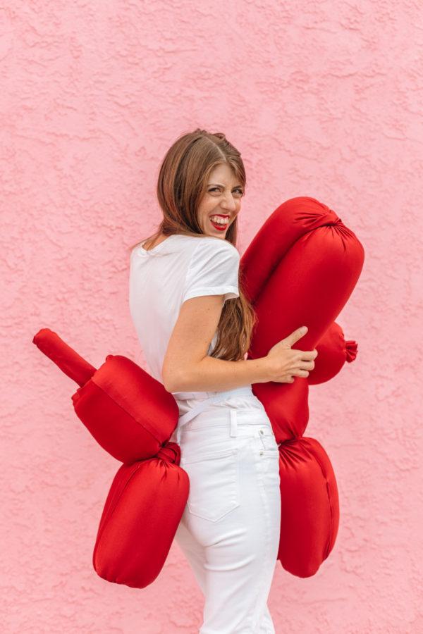 DIY Balloon Animal Costume