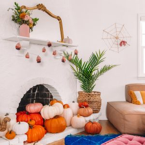 Our Halloween Home Tour!
