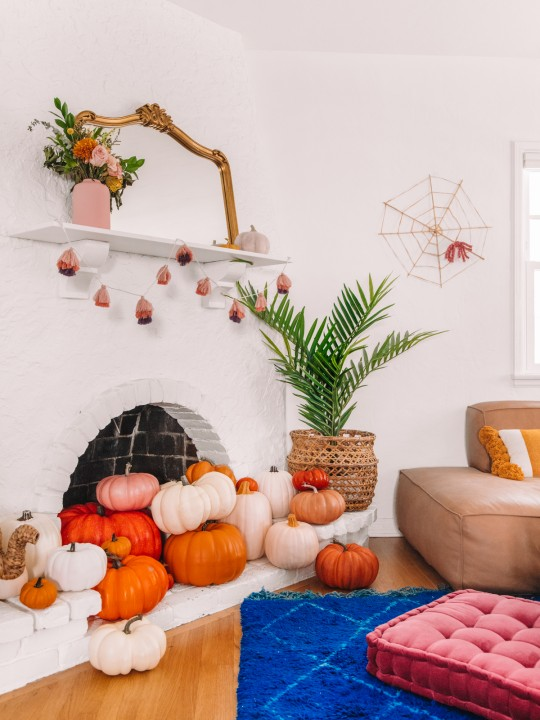 Our 2019 Halloween Home Tour!