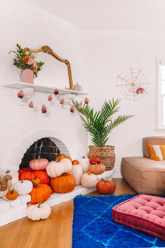 Easy Halloween Home Decor Ideas