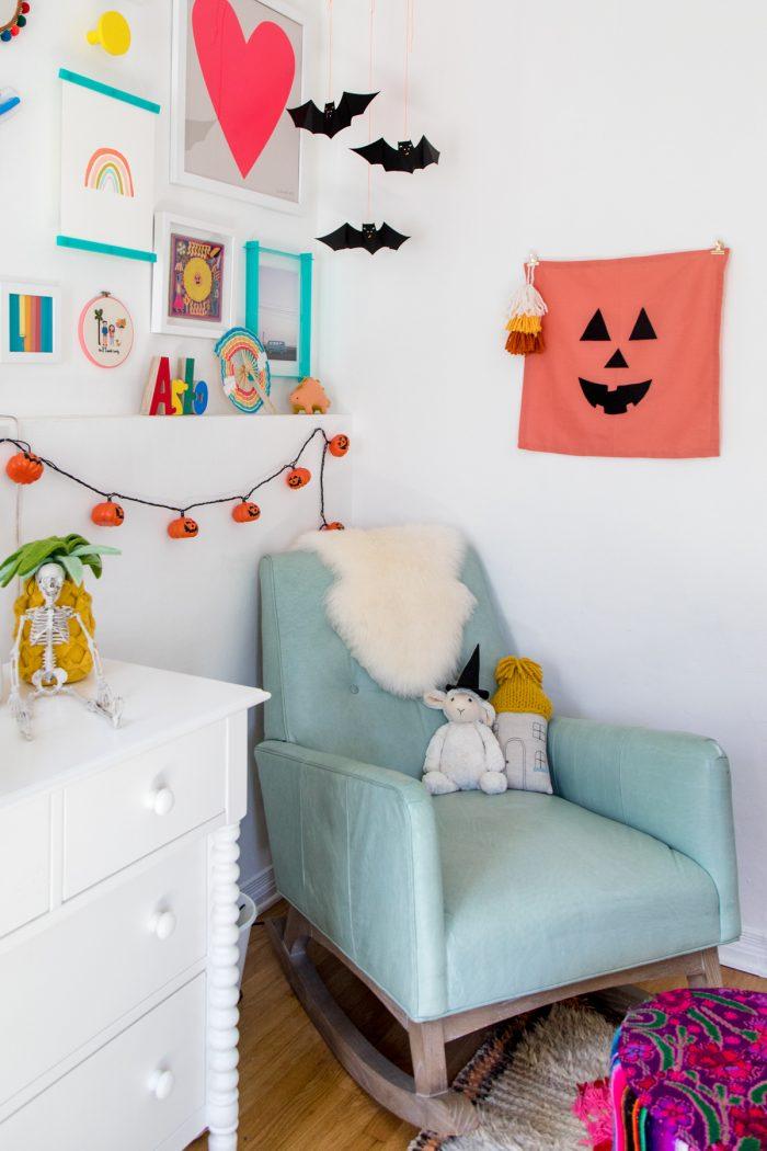 Halloween Home Tour - Kids Halloween Decor