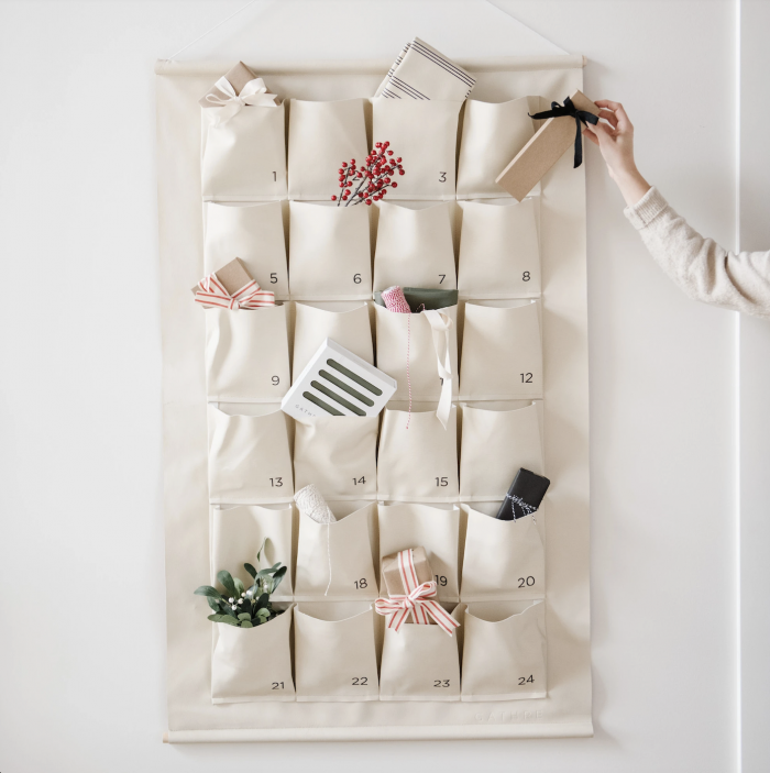 Leather Advent Calendar