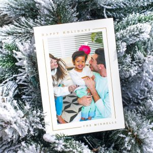 Our Family Christmas Cards!