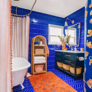 The Mindwelling: Our Kids' Bathroom Reveal!