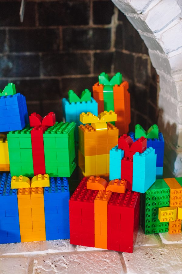 How To Make Lego Christmas Presents