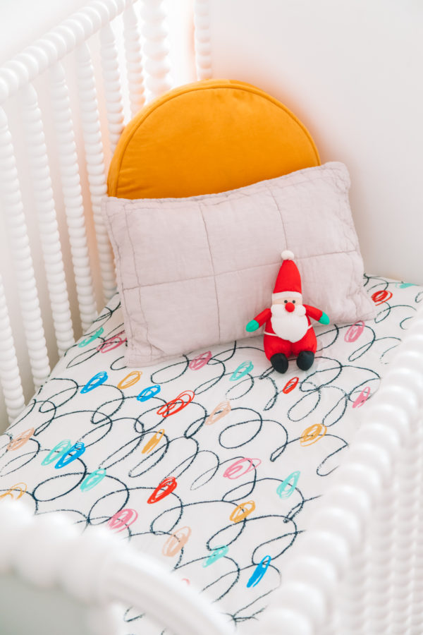 Christmas Crib Sheets