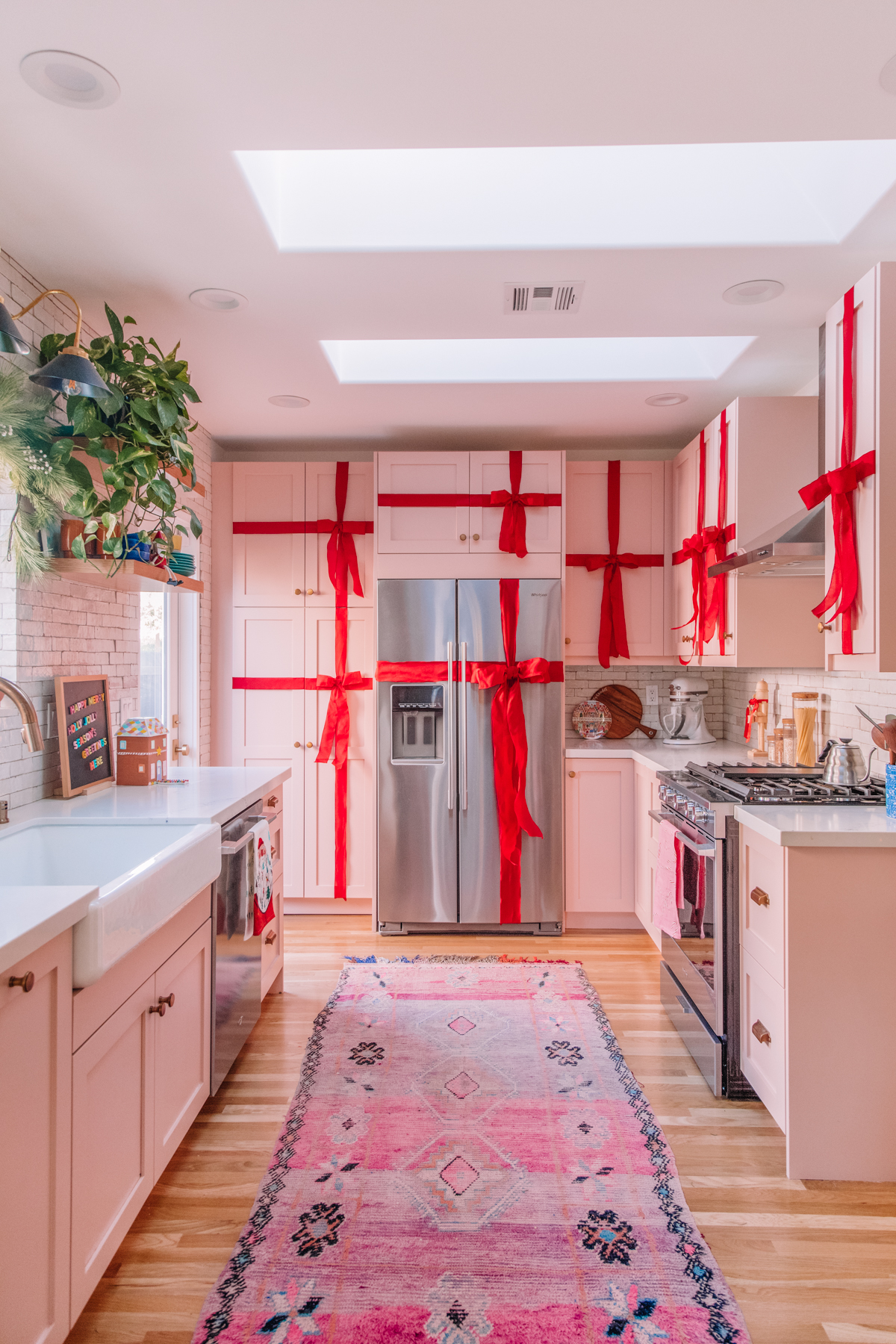 How To Turn Your Kitchen Cabinets Into Christmas Presents Studio Diy