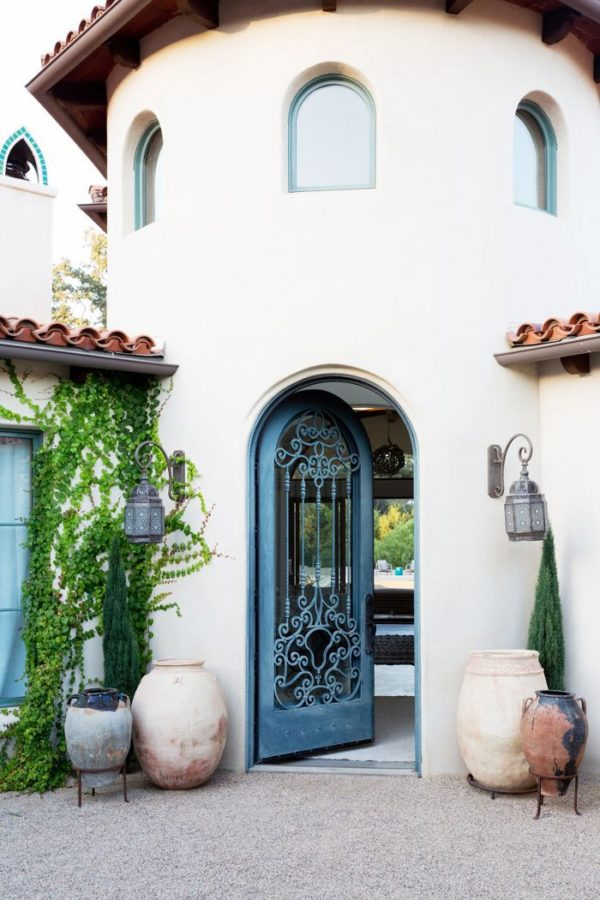 1920s spanish colonial home