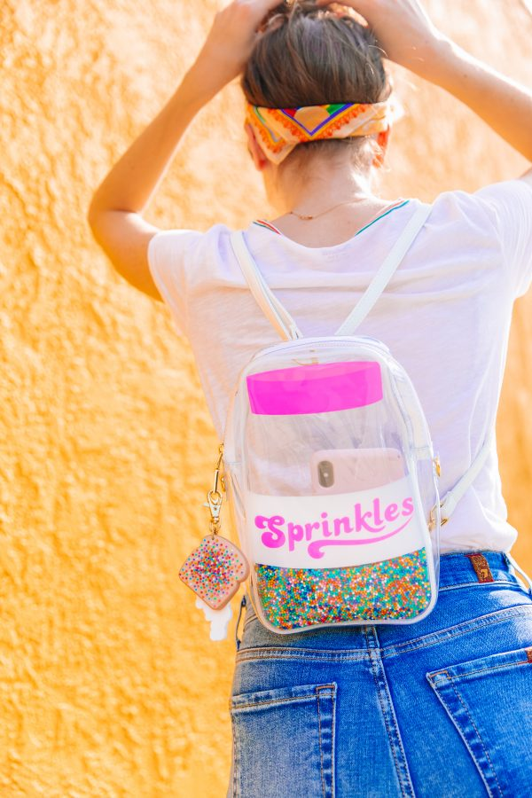 Sprinkle Jar Backpack