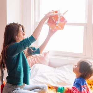 Toddler Camp: Space Day (Themed Activities and Crafts)