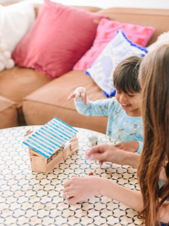 Toddler Camp: Ice Cream Day (Themed Activities and Crafts)