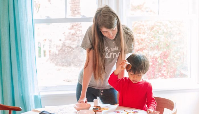 Toddler Camp: Easy Themed Activities for Toddlers at Home