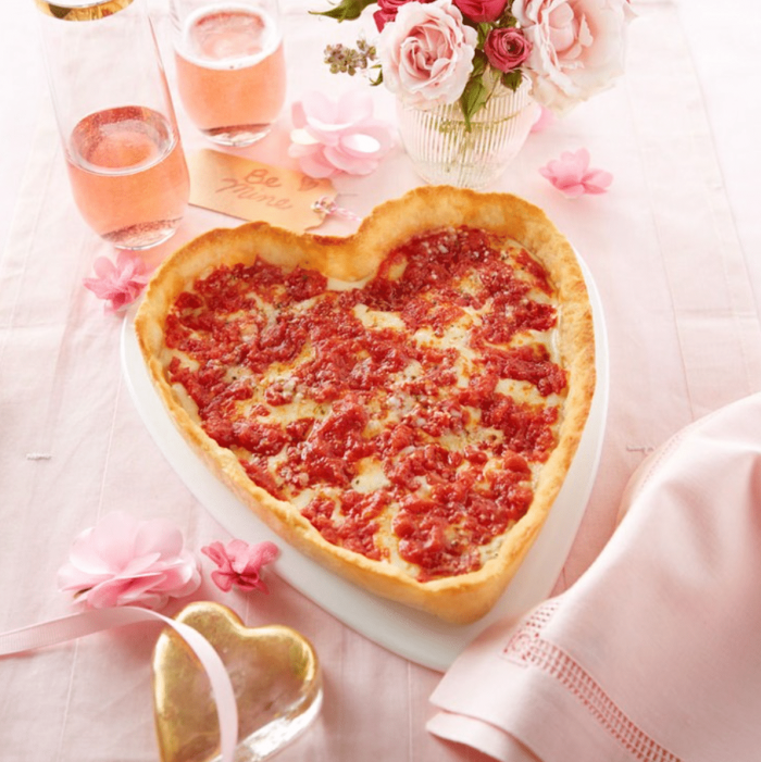 Food Gifts to Mail - Lou Malnatis Deep Dish Pizza