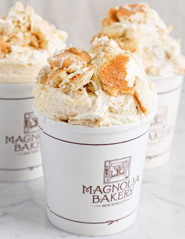 Magnolia Bakery Banana Pudding for Shipping and Delivery
