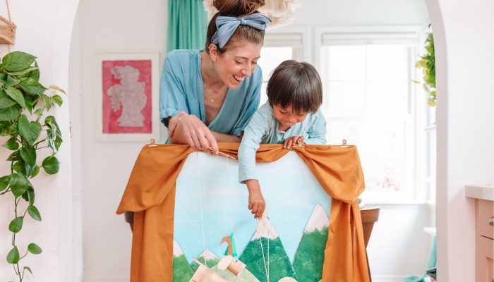The Sound of Music Crafts for Kids
