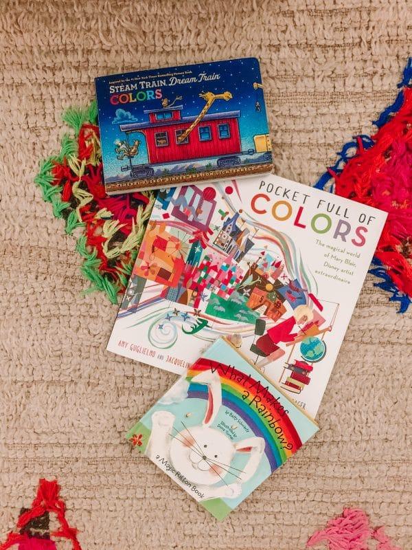 kids books about rainbows
