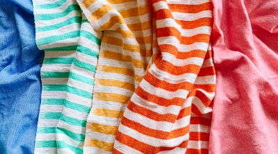 Striped Tea Towels