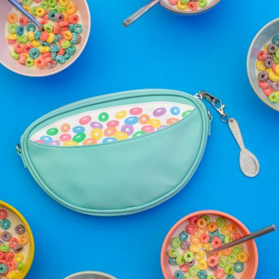 Meet Our Cereal Bowl Clutch!