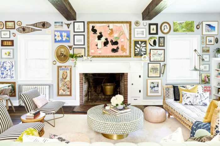Choosing Art for Gallery Walls