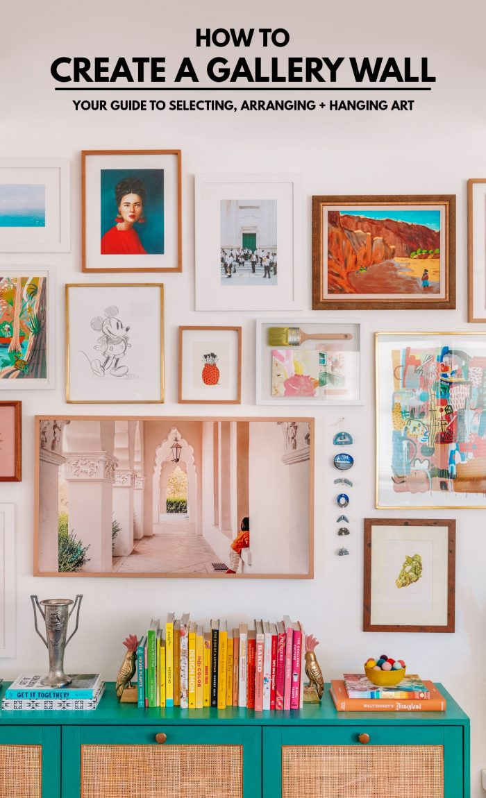How To Create A Gallery Wall Guide