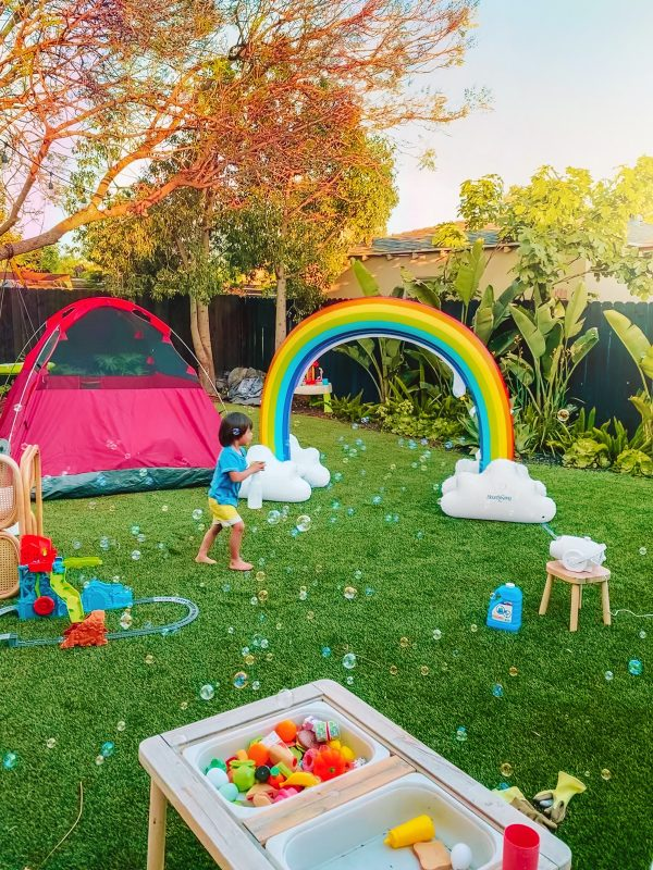 Toddler Camp: Outdoor Water Activities