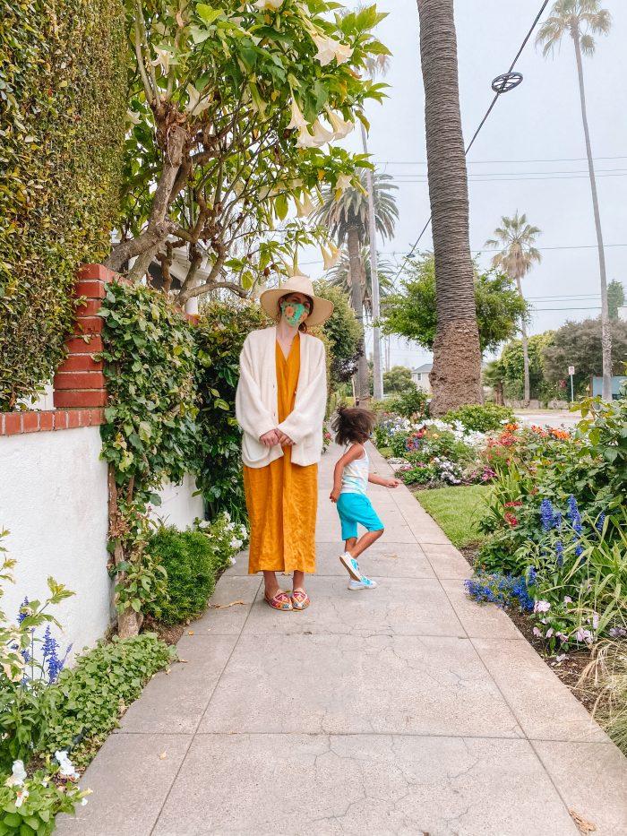 Santa Monica California Neighborhood