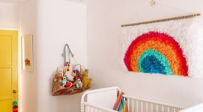 Colorful Rainbow Nursery
