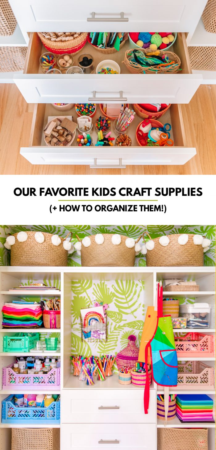 Favorite Craft Supplies for Kids