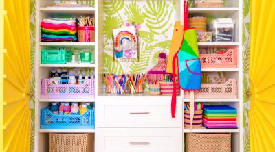 What's In Our Craft Closet
