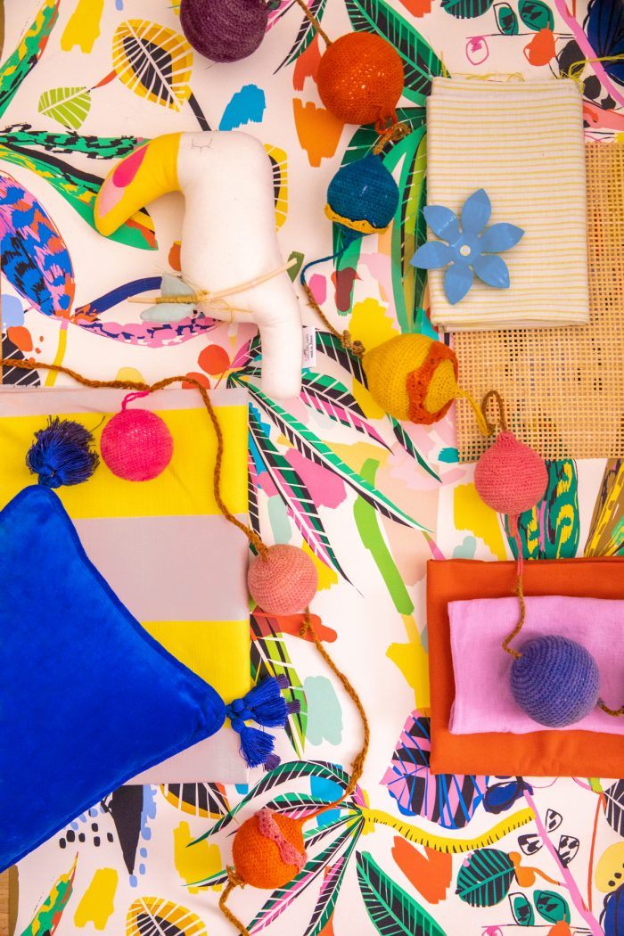 Tropical Treehouse: Kids Decor Ideas