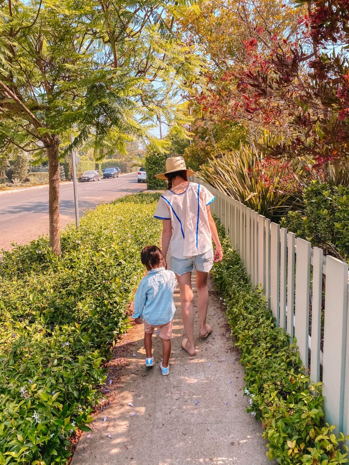Walk in Santa Monica