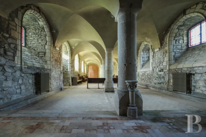 40 Bedroom Abbey in Normandy France