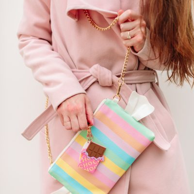 Can't Clutch This: Candy Clutch