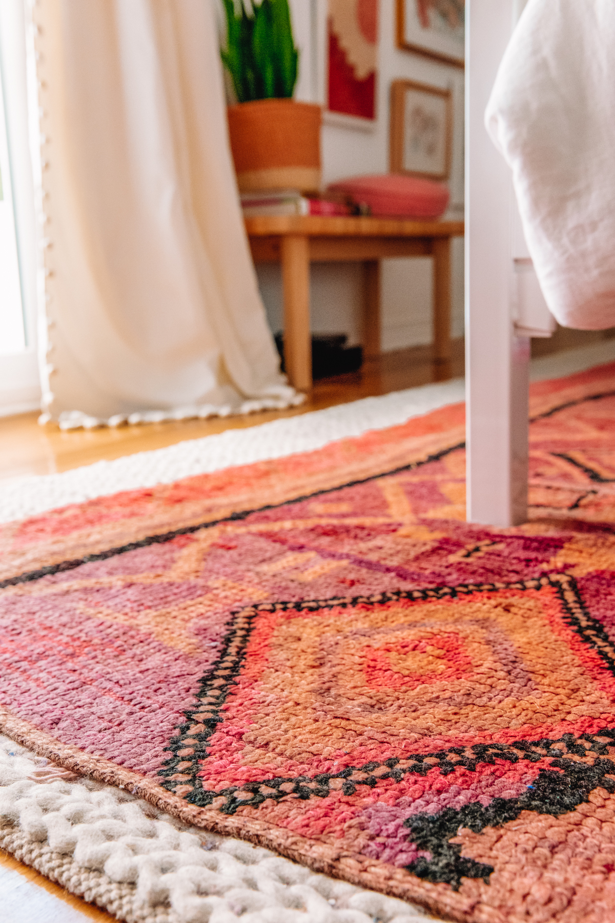 How to Clean Moroccan Rugs