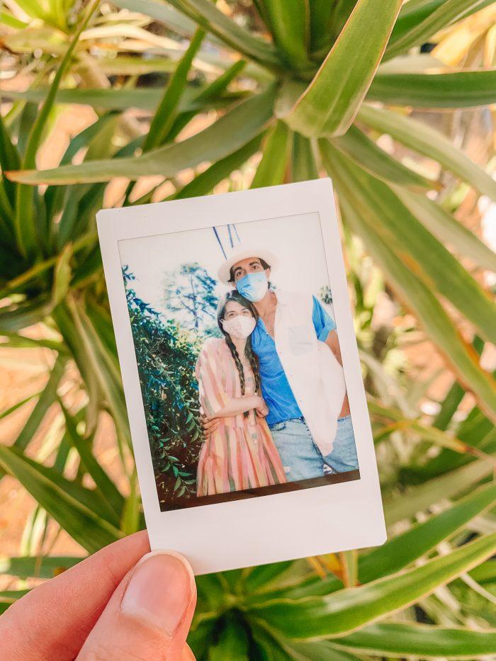 Instax Family Photo