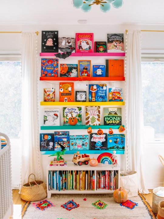 Best Halloween Books for Kids (+ Our Favorite Dia de Los Muertos Books, too!)