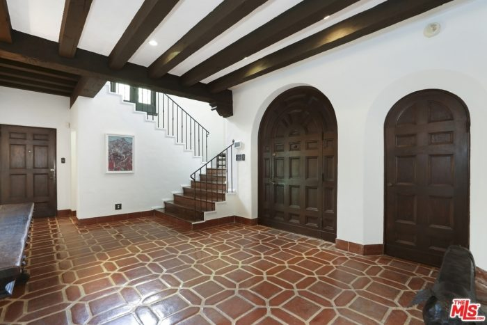 Spanish Revival Home in Los Feliz