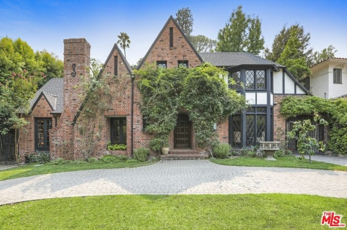 Tudor Home in Los Angeles