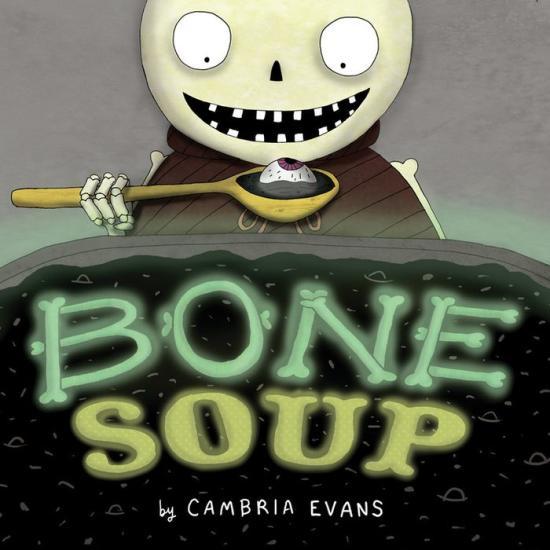 Bone Soup book cover
