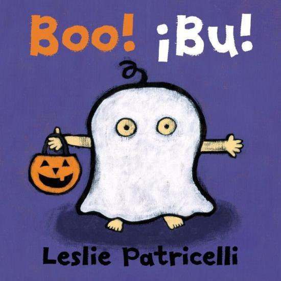 Boo! Bu! book cover