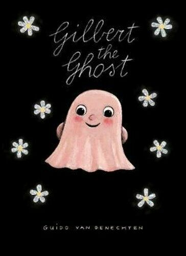 Gilbert the Ghost kids book cover