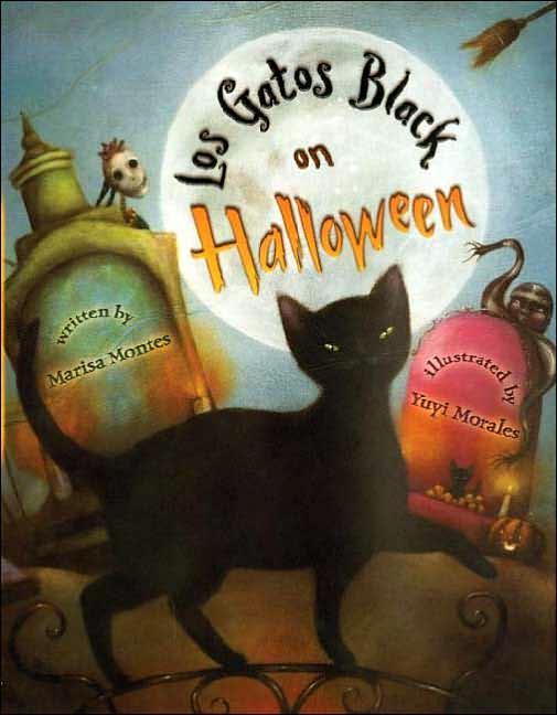 Los Gatos Black book cover