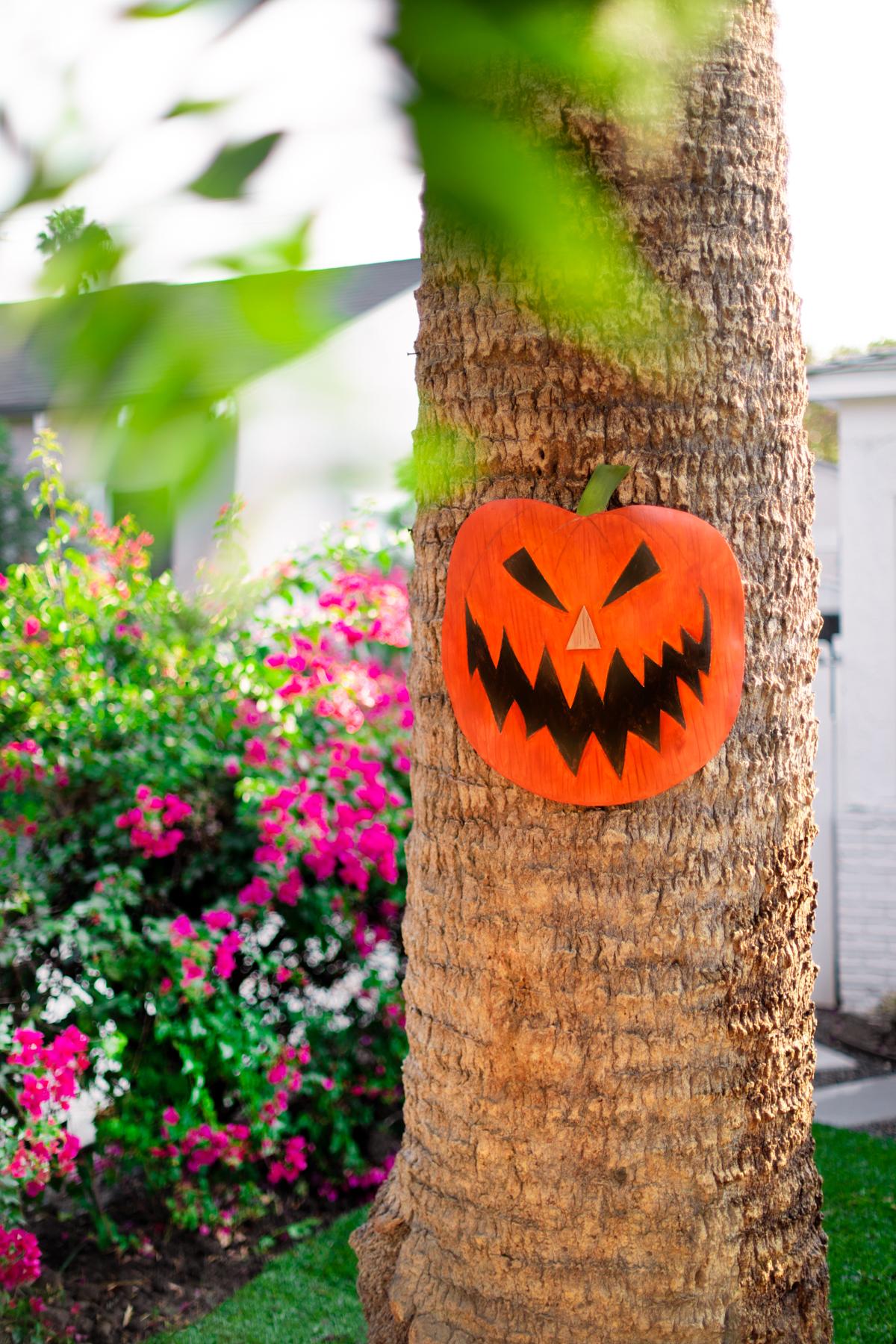 How To Nightmare Before Christmas Holiday Door To Halloween Town Studio Diy
