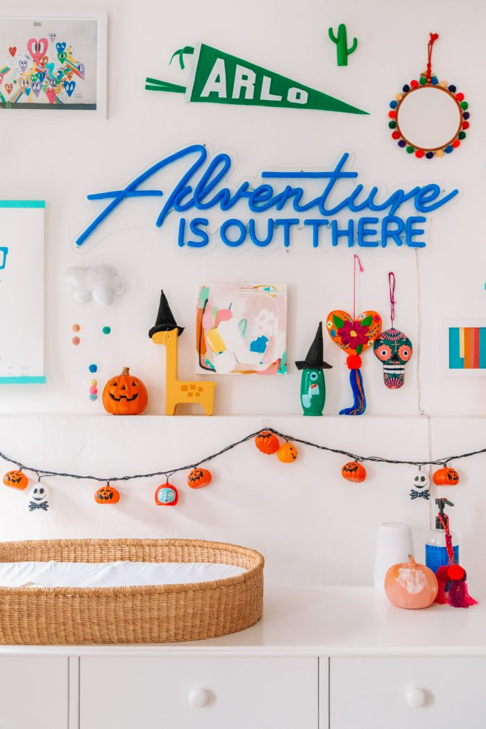 Kids Room Halloween Decor Ideas