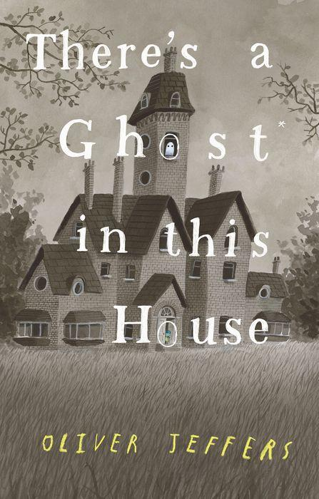 There's A Ghost in This House book cover
