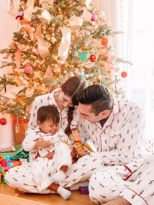 Christmas Pajamas for Kids (+ Matching Sets for Families, Too!)