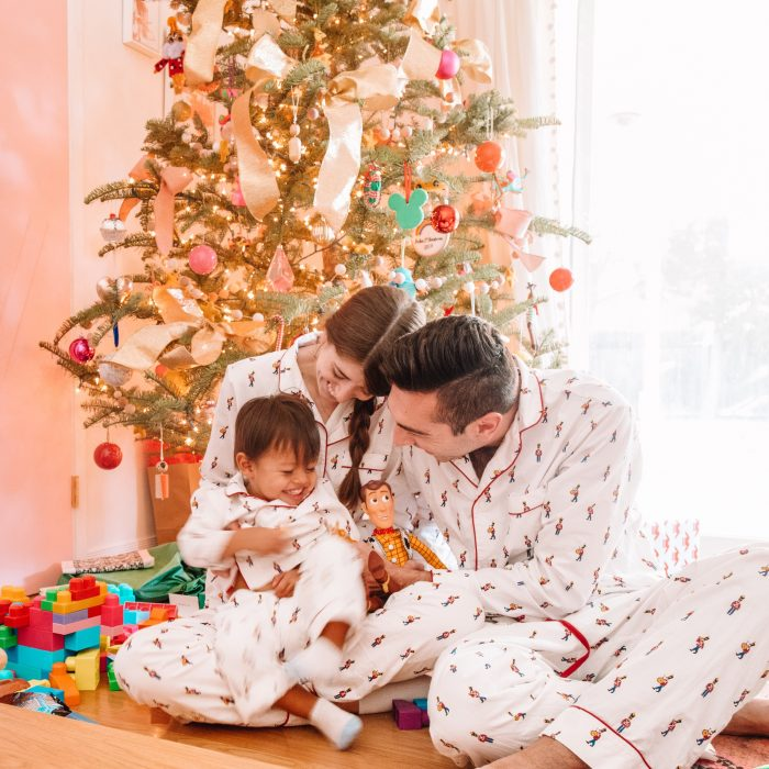 Cute Christmas Pajamas for Kids and Matching Family Christmas Pajamas