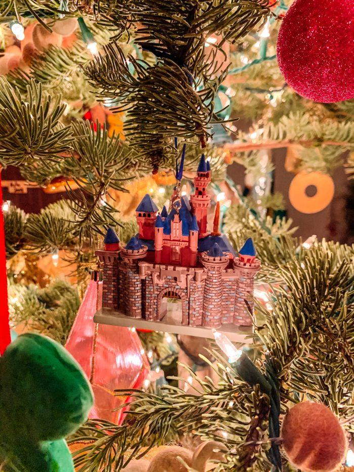 Disneyland Christmas Ornaments