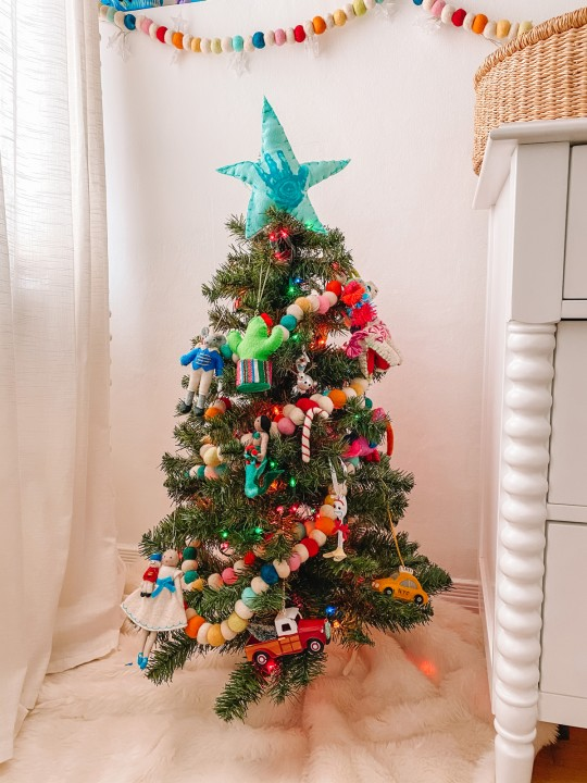 Colorful Christmas Ornaments from Small Businesses (+ My Favorite Ornament Traditions!)